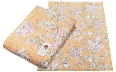 日本製 綿マイヤータオルケット カラー:ベージュ