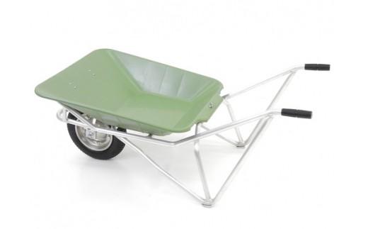 【町工場の技】アルミ製一輪車 パワーリフレッシュカーPP付