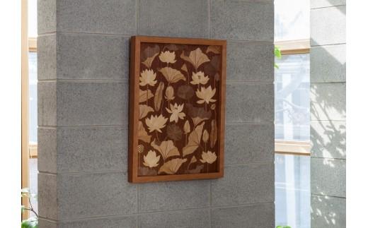 D-2 木工美術品 木象嵌(もくぞうがん)