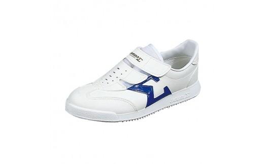 L505 ジャガーΣ03 ホワイト/ブルー