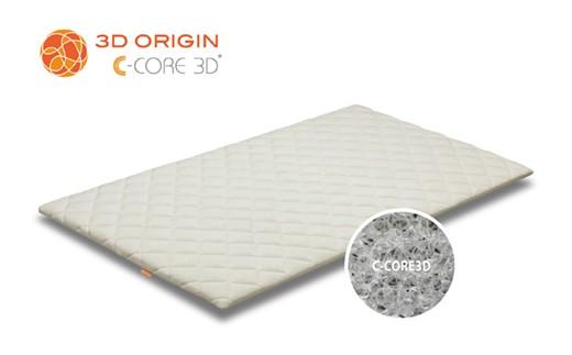 【G0036】C-CORE3D オーバーレイマットレス40 シングル