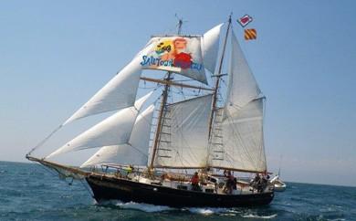 帆船ami号 クルー体験