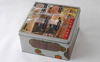 甚五郎煎餅A缶