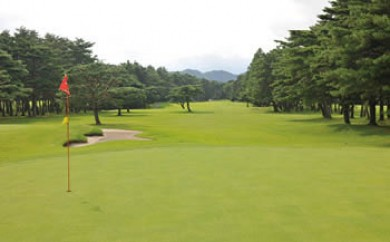 【鬼怒川カントリークラブ】土日祝ゴルフプレー券(2名様)3月~11月