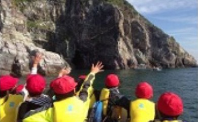 周遊漁船「沼島おのころクルーズ」(6名様)