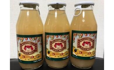 りんご品評会金賞受賞 ホントに美味しいりんごジュース10本セット