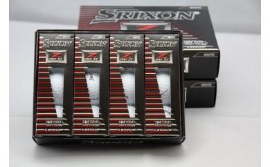 ゴルフボール  スリクソンZ-STAR XV ホワイト  3ダース