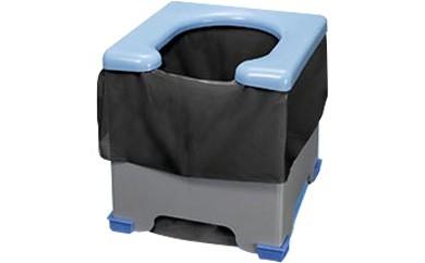 【防災】非常用簡易トイレ 凝固剤10gタイプ 簡易ポンチョ付