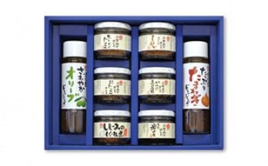小豆島佃煮とドレッシングセット