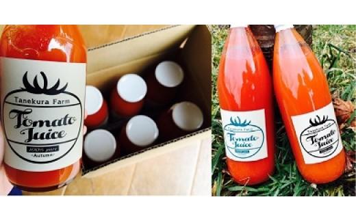 D14 種倉農園トマトジュース60本セット