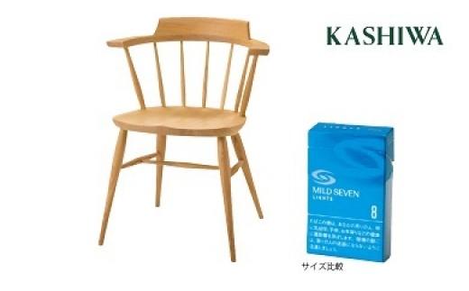 B087 ミニチュア椅子1/5モデル(クラウンチェア)