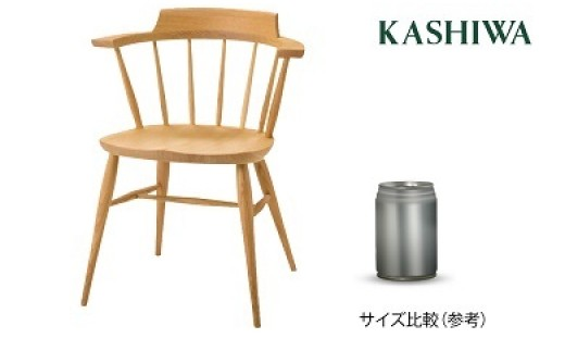 C32 ミニチュア椅子1/2モデル(クラウンチェア)