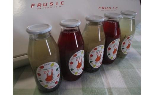 A49 奥飛騨温泉農業の恵み ドラゴンフルーツの紅白ジュース5本