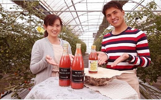トマト100%無塩・無添加 本当に贅沢トマトジュース