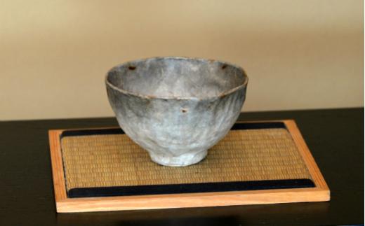 25 和紙の茶碗