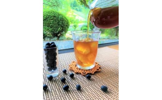 B-06 美作番茶と作州黒黒豆茶セット