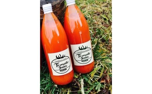 A46 種倉農園トマトジュース大瓶2本セット