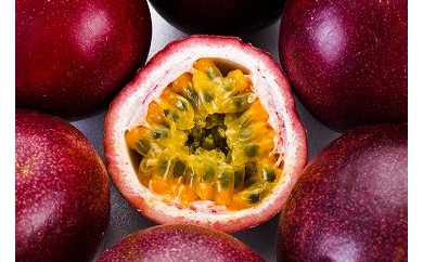 南国の恵みパッションフルーツ 1kg【先行予約】