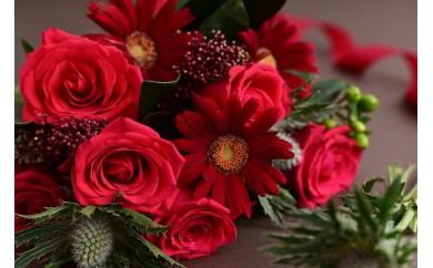 【頒布会全10回】南大隅町のお花と旬のお花の花束<定期お届け便>