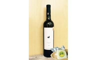 ◆森のシエーブル館チーズとギリシャ白ワインセット