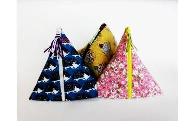 ◆三角テトラポーチ