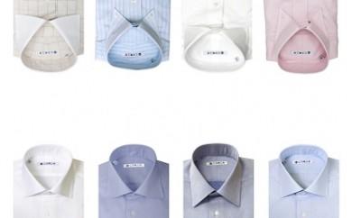 【5着セット】MADE IN TAMANOの高品質紳士用ドレスシャツ<既製品・アーカイブコレクション>