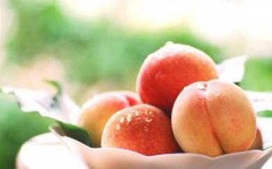 ★受付終了★<限定>南島原の特別栽培ハウス 桃(Mサイズ)【4パック】