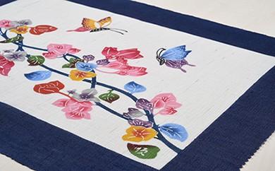 琉球びんがた テーブルセンター