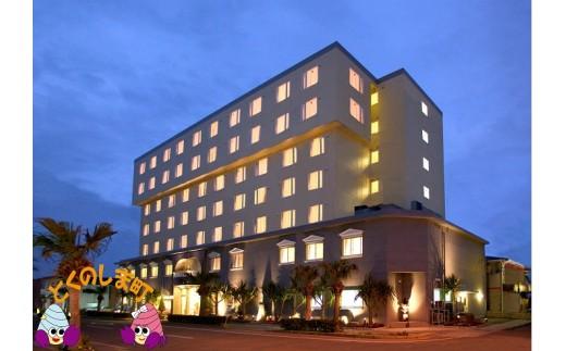 28 ホテルグランドオーシャンリゾート シングル(朝食付)宿泊券(1名様)