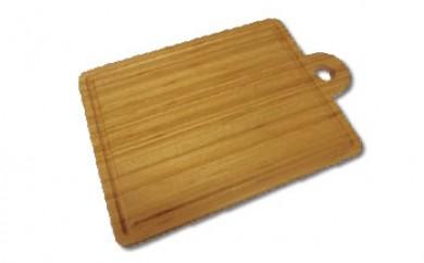 高知県産 竹集成材製 サービングボード 角