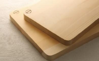 イチョウまな板(女房)長45cm×幅24cm×厚25mm