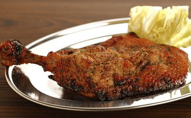 熟成黒にんにく味噌 漬骨付鶏と手羽先セット【D】