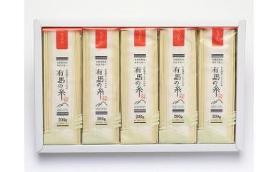 AG10-C 有馬の糸手延べうどん2kg