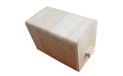 桐のパンボックス【1035984】