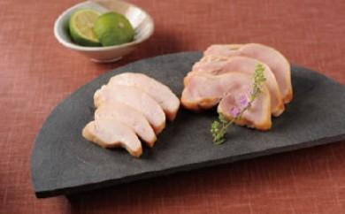 〈徳島県・マルフク〉 阿波尾鶏・阿波すだち鶏ハム詰合せ Aセット