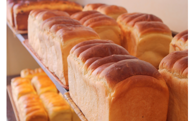 『北海道産小麦100%』石窯焼きの北海道産小麦パン引換券6枚