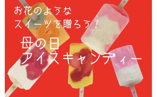 U-17 母の日限定★アイスキャンデーセット