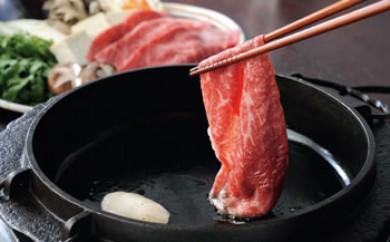 ロース肉すき焼用