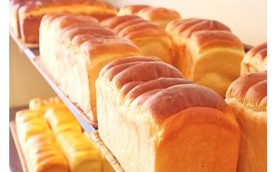 人気の定期便:数量限定100セット『テレビでも紹介された!キタノカオリ食パン1本』石窯で焼き上げたキタノカオリ食パンが月2回6カ月間:年12回の定期便
