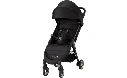 【Y-9】Baby Jogger City Tour 5歳まで使えるコンパクトベビーカー キャリーバッグ付き(ブラック)