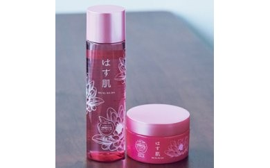 D7036-Cはす肌 化粧水・クリームセット【17000pt】