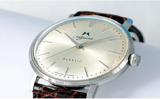 0290-1 腕時計「Azusa Classic」(シャンパンゴールド) 限定5本