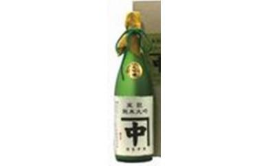 カネナカ生酛純米大吟醸(1.8L)