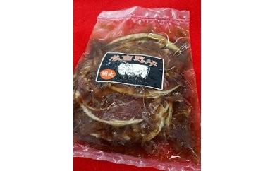 商店街の精肉店「肉のまるゆう」がオススメする秘伝のたれジンギスカン