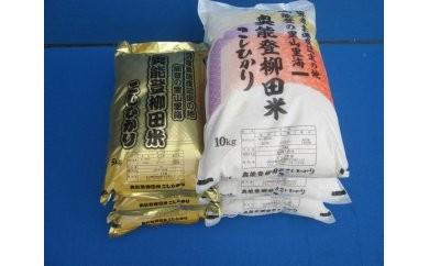 奥能登柳田米C 45kg