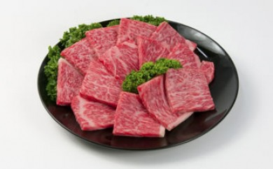 神戸菊水・黒毛和牛ロース焼肉用【400g】
