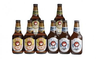 常陸野ネストビールふるさと8本セット