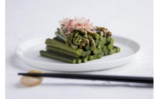 西わらび詰め合わせ (山菜)