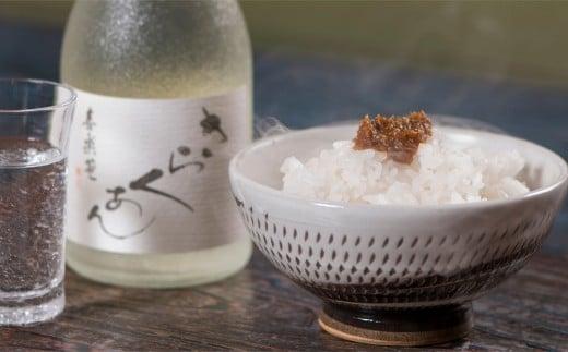 喜楽庵 鯛みそ&オリジナル清酒(大吟醸)