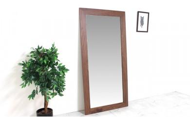 ウォールナット_姿見 Full length mirror 890